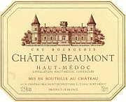 2015 Chateau Beaumont Haut Medoc
