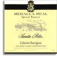 2010 Vina Santa Rita Cabernet Sauvignon Medalla Real Maipo Valley