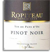 Vv Ropiteau Pinot Noir