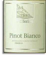 2010 Cantina Terlano Pinot Bianco Alto Adige Classico Terlano