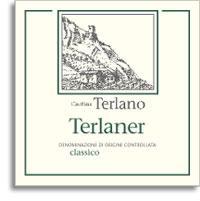 2011 Cantina Terlano Terlaner Classico