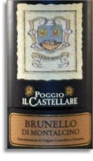 2004 Poggio Il Castellare Brunello Di Montalcino