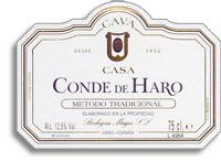 NV Bodegas Muga Cava Conde De Haro