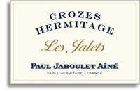 2011 Paul Jaboulet Aine Crozes-Hermitage Blanc Les Jalets