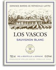 2012 Vina Los Vascos Sauvignon Blanc Casablanca Valley