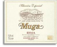 2009 Bodegas Muga Rioja Seleccion Especial