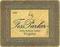 2011 Fess Parker Winery Viognier Santa Barbara County
