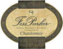 2014 Fess Parker Winery Chardonnay Marcella's Vineyard