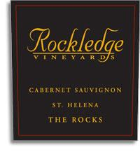 2005 Rockledge Vineyards Cabernet Sauvignon The Rocks St Helena