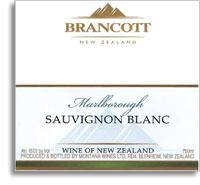 2012 Brancott Estate Sauvignon Blanc Marlborough