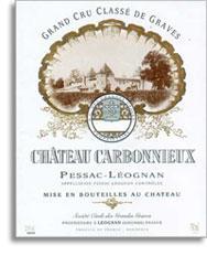 2012 Chateau Carbonnieux Pessac Leognan Blanc