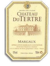 2009 Chateau Du Tertre Margaux