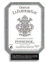 2006 Chateau La Fleur De Gay Pomerol