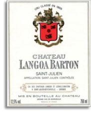 2008 Chateau Langoa Barton Saint-Julien