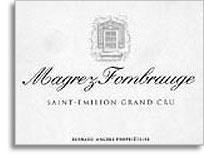 2011 Chateau Magrez Fombrauge Saint-Emilion