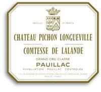 1995 Chateau Pichon Longueville Comtesse De Lalande Pauillac