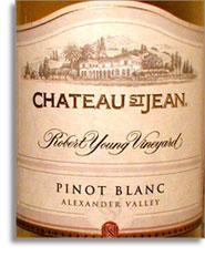 2010 Chateau St. Jean Chardonnay Robert Young Vineyard Alexander Valley