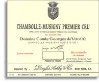 1990 Domaine Comte Georges de Vogue Chambolle-Musigny 1er Cru