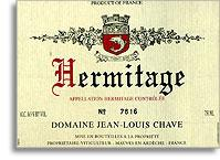2010 Domaine Jean-Louis Chave Hermitage Blanc
