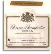 2011 Domaine Joseph Roty Charmes-Chambertin Tres Vieilles Vignes