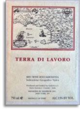2006 Fattoria Galardi Terra Di Lavoro Roccamonfina Rosso