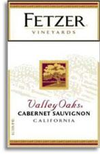 2008 Fetzer Vineyards Cabernet Sauvignon California Valley Oaks