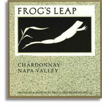 2005 Frog's Leap Winery Chardonnay Napa Valley