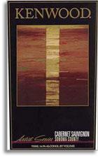 2004 Kenwood Vineyards Cabernet Sauvignon Artist Series Sonoma County