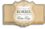 NV Korbel Extra Dry