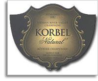 NV Korbel Natural California