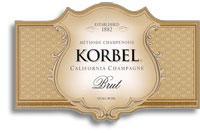 NV Korbel Sparkling Wine Brut California