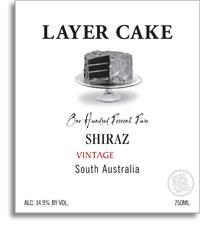 2010 Layer Cake Shiraz