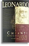 2010 Leonardo Da Vinci Chianti