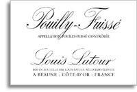 2009 Louis Latour Pouilly Fuisse