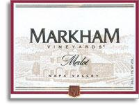 2010 Markham Vineyards Merlot Napa Valley