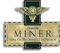 Vv Miner Family Vineyards Cabernet Sauvignon Oakville Napa Valley