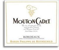 Vv Mouton Cadet Bordeaux Blanc