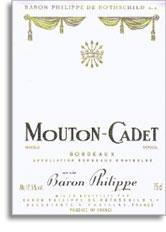 Vv Mouton Cadet Bordeaux Rouge