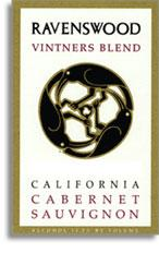 2012 Ravenswood Winery Cabernet Sauvignon Vintners Blend