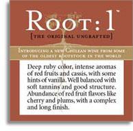 2011 Root 1 Cabernet Sauvignon Colchagua Valley