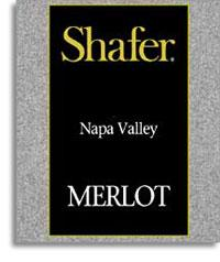 2004 Shafer Vineyards Merlot Napa Valley