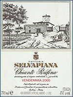 2011 Selvapiana Chianti Rufina