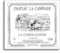 2008 Chateau La Caminade Cahors La Commandery