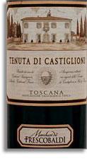 2007 Frescobaldi Tenuta Di Castiglioni Rosso Toscana