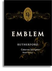 2012 Emblem Cabernet Sauvignon Rutherford Napa Valley