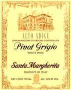 2007 Santa Margherita Pinot Grigio