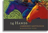 2008 14 Hands Cabernet Sauvignon Washington
