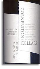 1997 Cornerstone Cellars Cabernet Sauvignon Howell Mountain