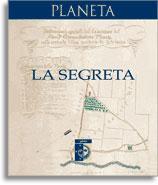 2012 Planeta La Segreta Bianco Sicilia