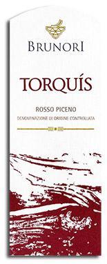 2011 Brunori Rosso Piceno Torquis